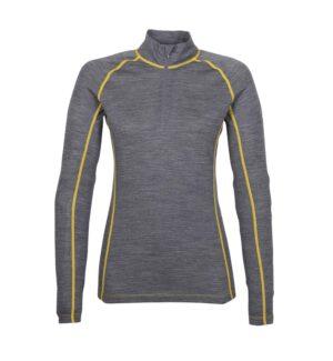 Traunstein Sport D´Frent Salen Zip T-Shirt Woman